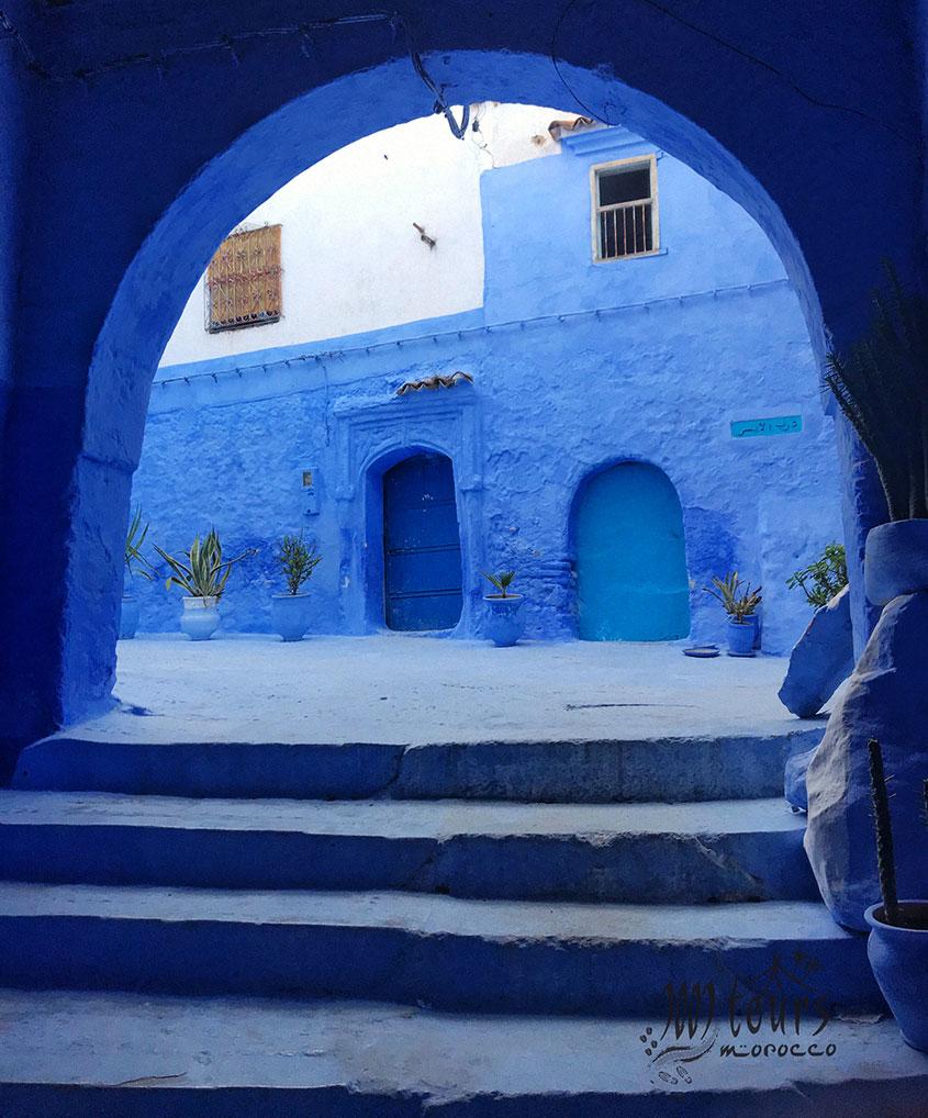 1001 Tours Morocco Azul