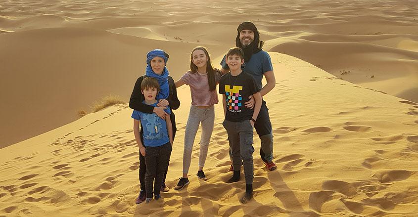 1001 tours Morocco opiniones de clientes imagen grupo