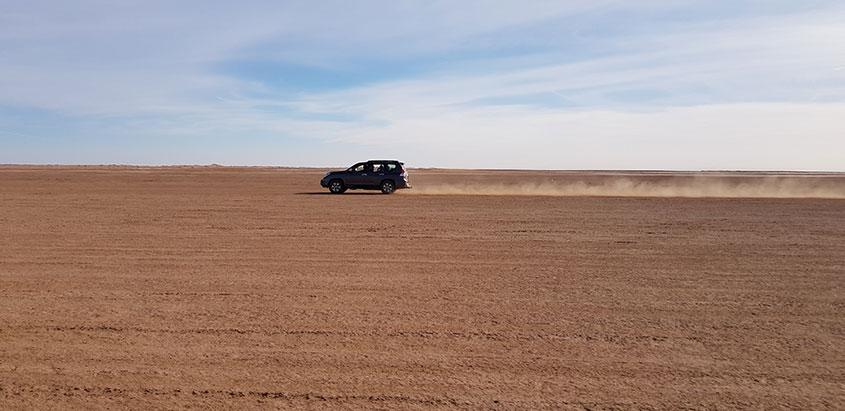 1001 tours Morocco opiniones de clientes imagen 4x4