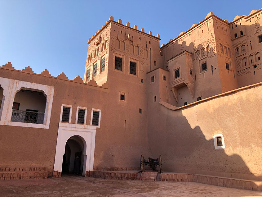 Telouet 1001 Tours Morocco