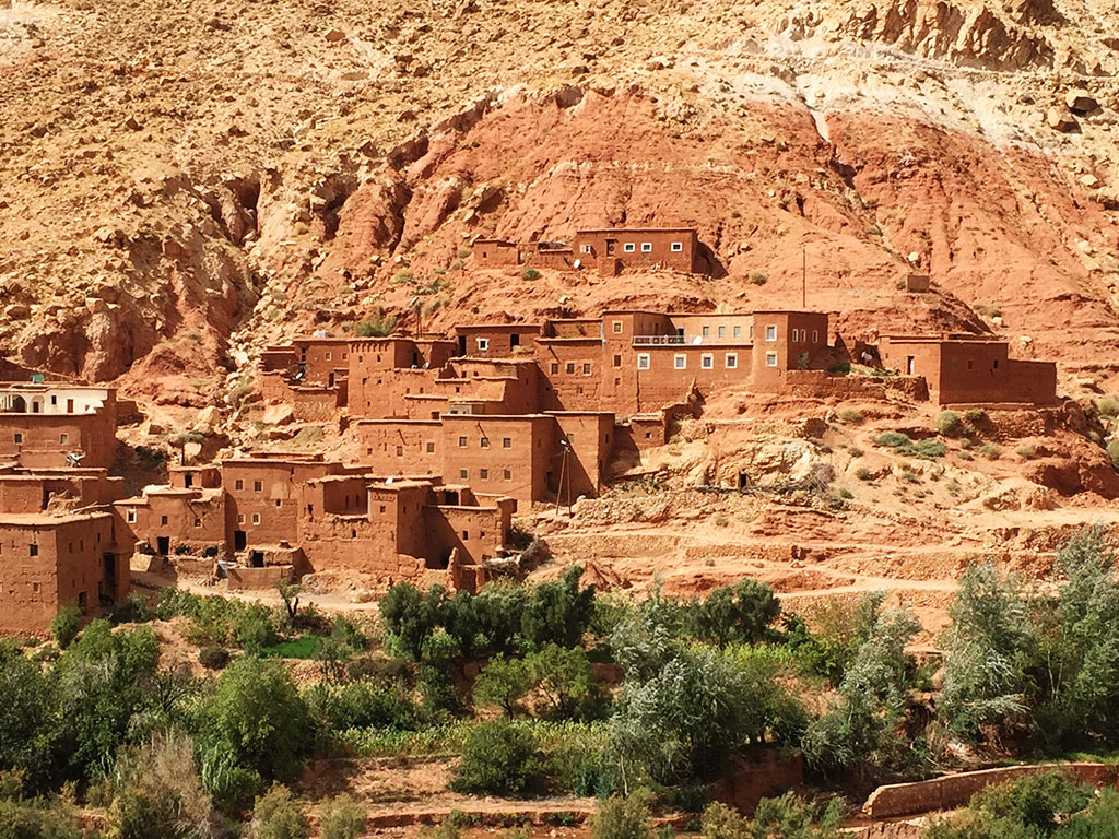 1001 Tours Kasbah