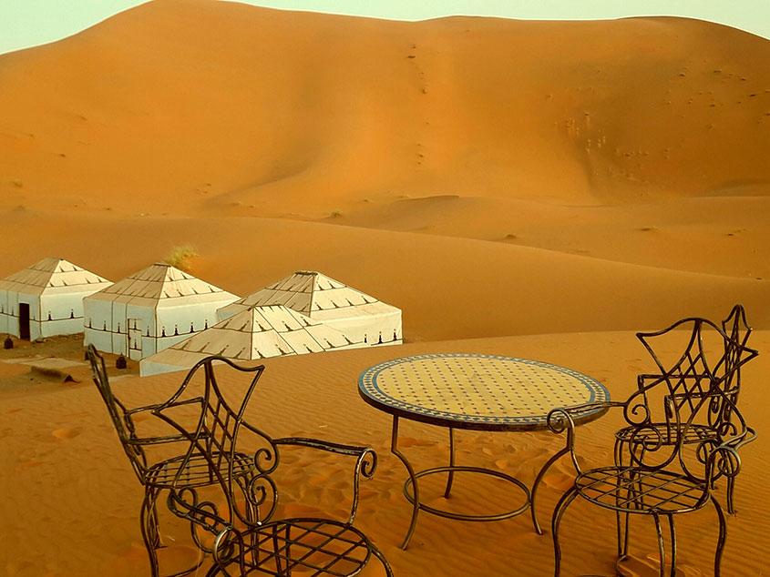 1001 Tours Morocco Opiniones clientas