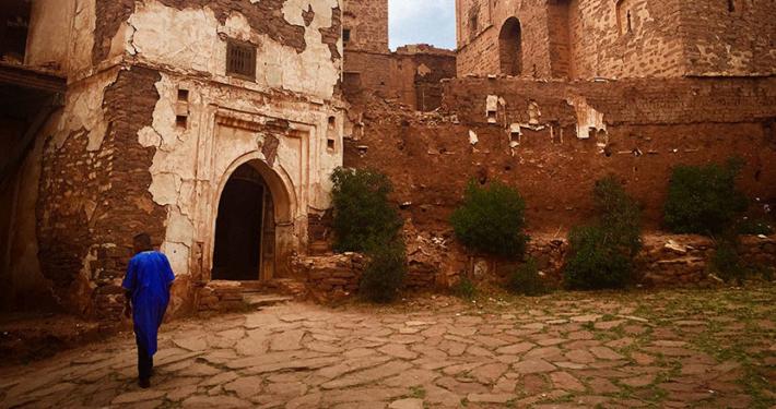 Kasbah Telouet 1001 Tours Morocco
