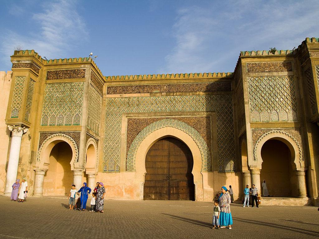 Meknes 1001 Tours Morocco
