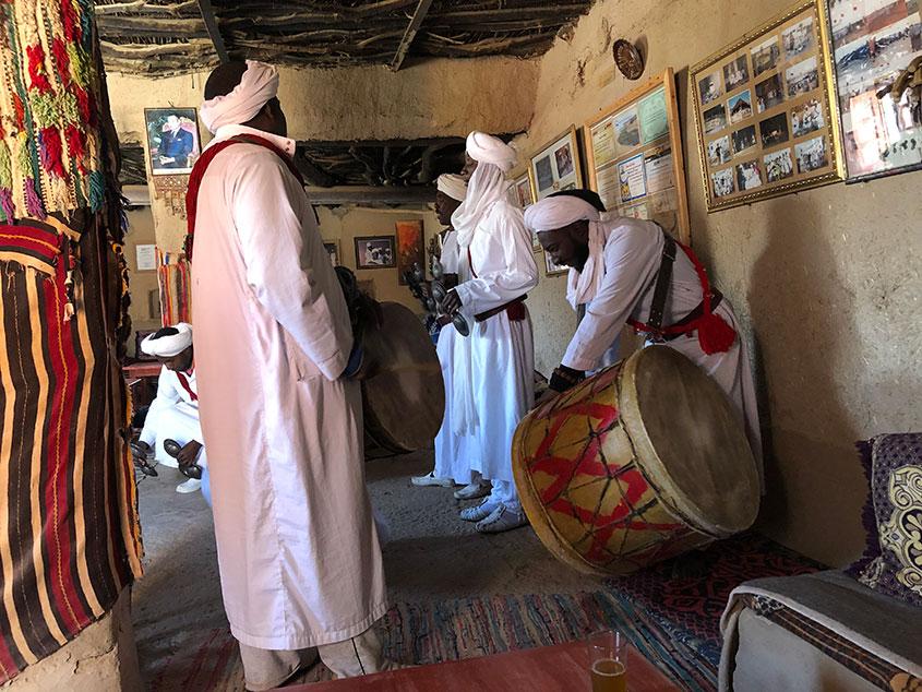Khamlia 1001 Tours Foto Músicos
