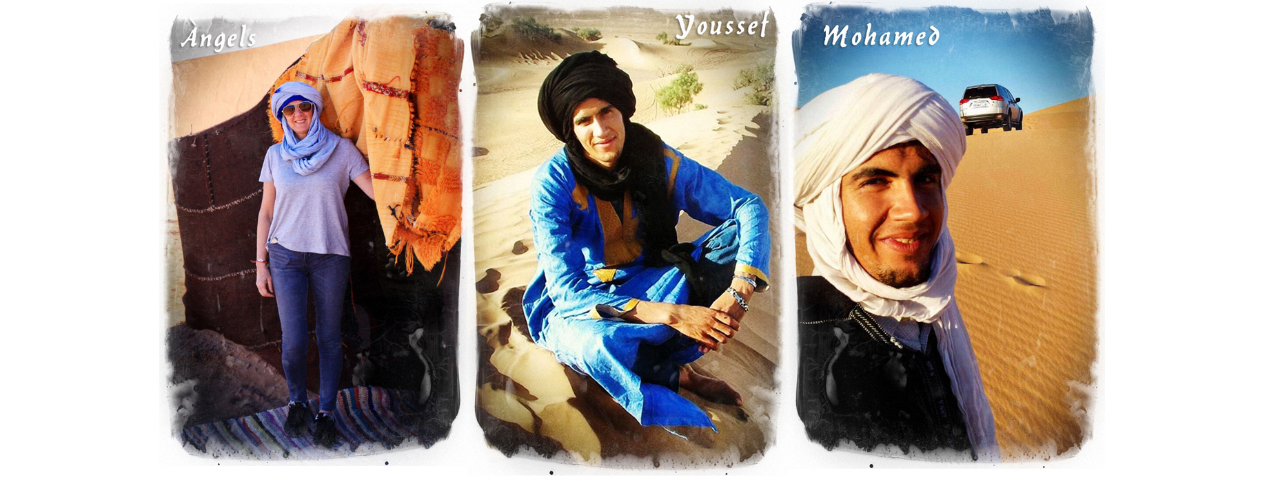 Foto equipo 1001 Tours Morocco
