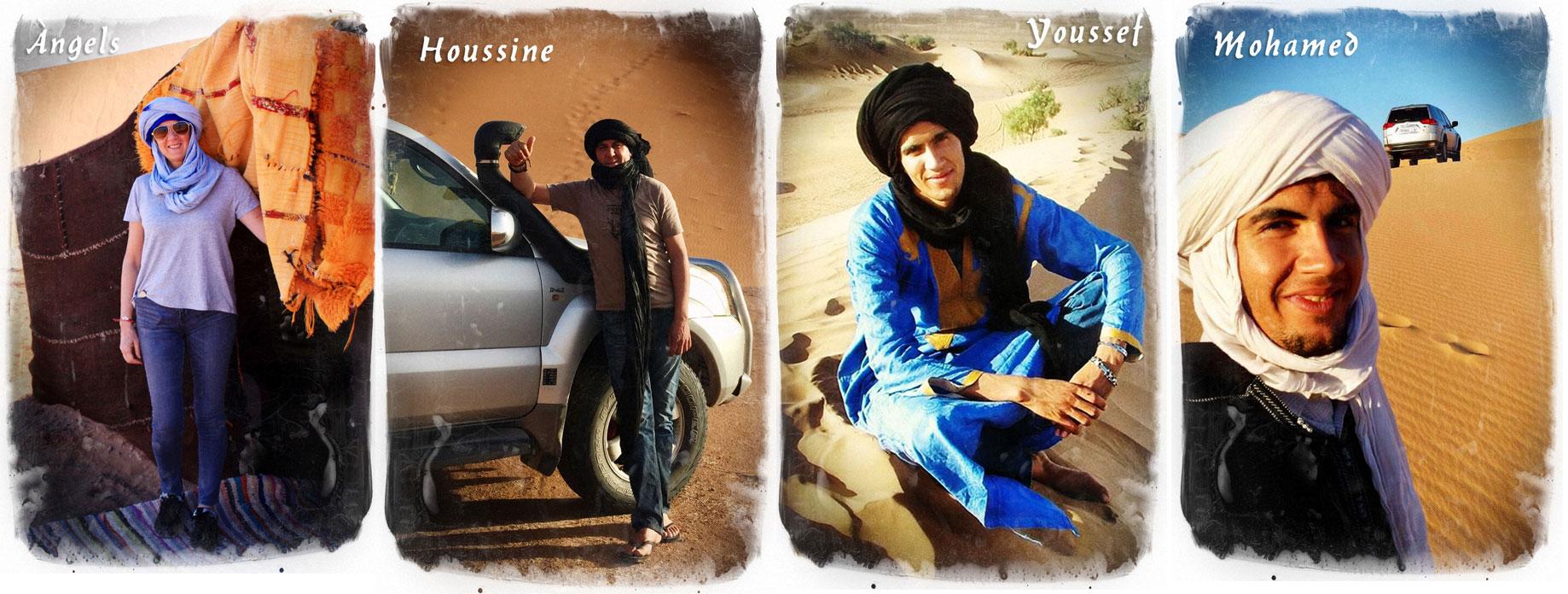Equipo 1001 Tours Morocco