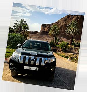 Foto Toyota 1001 Tours Morocco